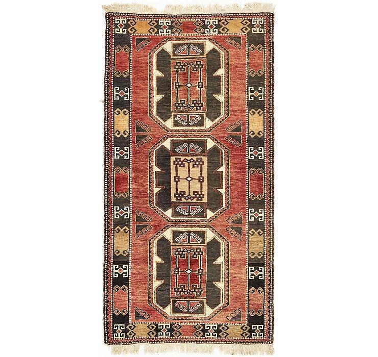 3' 4 x 6' 3 Kars Oriental Rug