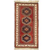 Link to 3' 5 x 6' 9 Kars Oriental Rug