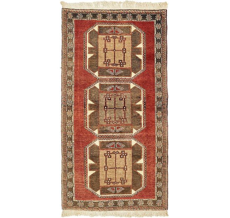 3' 3 x 6' 7 Kars Oriental Rug