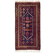 Link to 3' 8 x 7' Kars Oriental Runner Rug