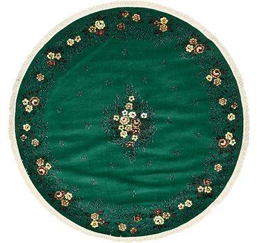 244x244 Kerman Design Rug