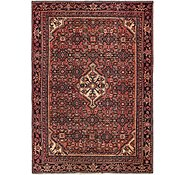 Link to 4' 5 x 6' 4 Hossainabad Persian Rug
