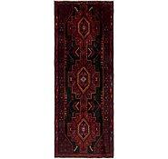 Link to 130cm x 340cm Hamedan Persian Runner Rug