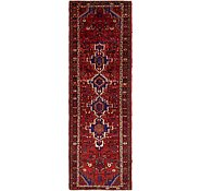 Link to 3' 5 x 10' 5 Hamedan Persian Runner Rug