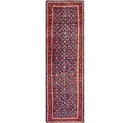 Link to 3' 10 x 13' Farahan Persian Runner Rug