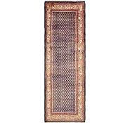 Link to 105cm x 312cm Farahan Persian Runner Rug
