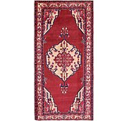 Link to 4' 9 x 10' Hamedan Persian Runner Rug