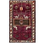 Link to 4' 8 x 6' 10 Shiraz Persian Rug