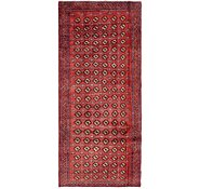 Link to 4' x 9' 3 Farahan Persian Runner Rug