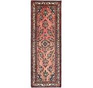 Link to 3' 7 x 10' 4 Hamedan Persian Runner Rug