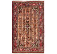 Link to 4' 3 x 7' Gholtogh Persian Rug
