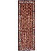 Link to 3' 6 x 10' 3 Koliaei Persian Runner Rug