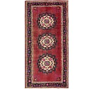 Link to 4' 10 x 9' 9 Hamedan Persian Rug