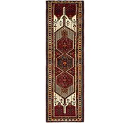 Link to 3' 7 x 11' 4 Meshkin Persian Runner Rug