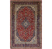 Link to 9' 9 x 14' 9 Kashan Persian Rug