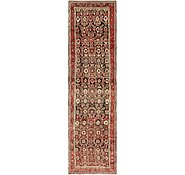 Link to 3' 8 x 13' 10 Hamedan Persian Runner Rug