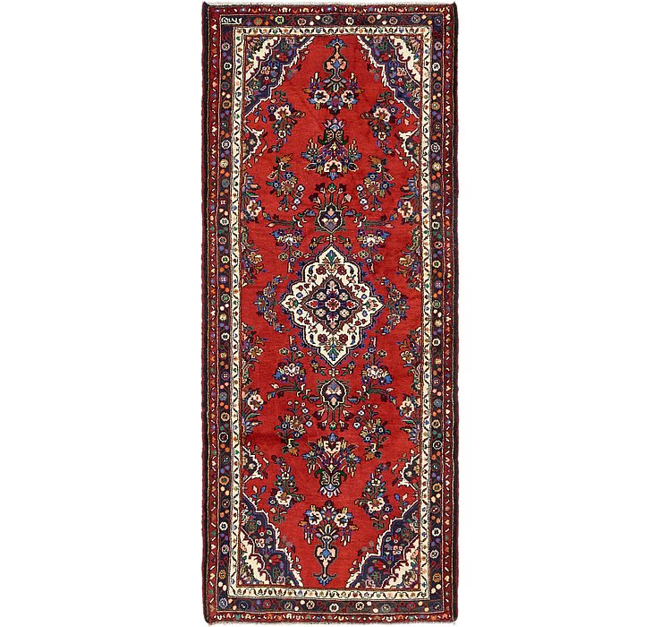 3' 10 x 9' 7 Mehraban Persian Runner...