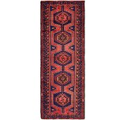 Link to 3' 9 x 10' Hamedan Persian Runner Rug