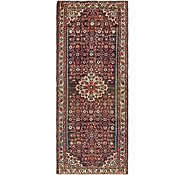 Link to 3' 8 x 9' 4 Hossainabad Persian Runner Rug