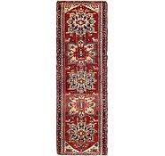 Link to 102cm x 318cm Meshkin Persian Runner Rug