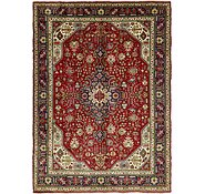 Link to 9' 8 x 13' 8 Tabriz Persian Rug