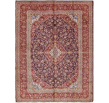 295x389 Kashan Rug