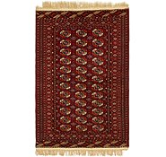 Link to 3' 10 x 5' 10 Torkaman Oriental Rug