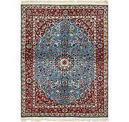 Link to 5' 2 x 7' 2 Isfahan Oriental Rug