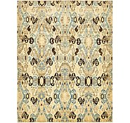 Link to 7' 10 x 10' Ikat Oriental Rug