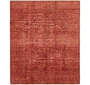 Link to 7' 10 x 9' 7 Over-Dyed Ziegler Oriental Rug