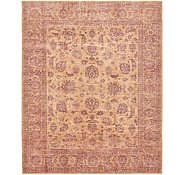 Link to 8' x 9' 7 Over-Dyed Ziegler Oriental Rug