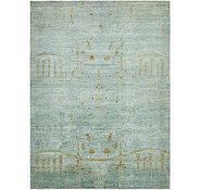 Link to 8' x 10' 4 Over-Dyed Ziegler Oriental Rug