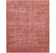 Link to 8' 3 x 9' 8 Over-Dyed Ziegler Oriental Rug