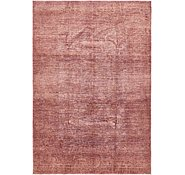 Link to 6' 6 x 9' 6 Over-Dyed Ziegler Oriental Rug