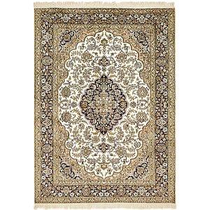 5' x 7' 2 Kashmir Oriental Rug