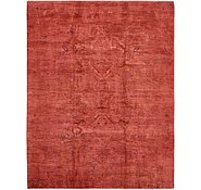 Link to 7' 10 x 10' Over-Dyed Ziegler Oriental Rug