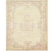 Link to 8' x 9' 10 Over-Dyed Ziegler Oriental Rug