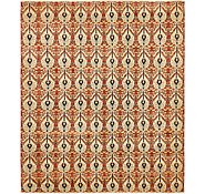 Link to 8' 3 x 9' 7 Ikat Oriental Rug