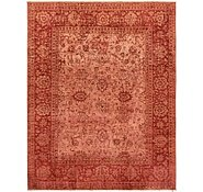 Link to 245cm x 305cm Over-Dyed Ziegler Oriental Rug