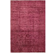 Link to 6' 5 x 9' 9 Over-Dyed Ziegler Oriental Rug