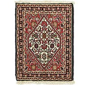 Link to 1' 6 x 2' Bidjar Persian Rug