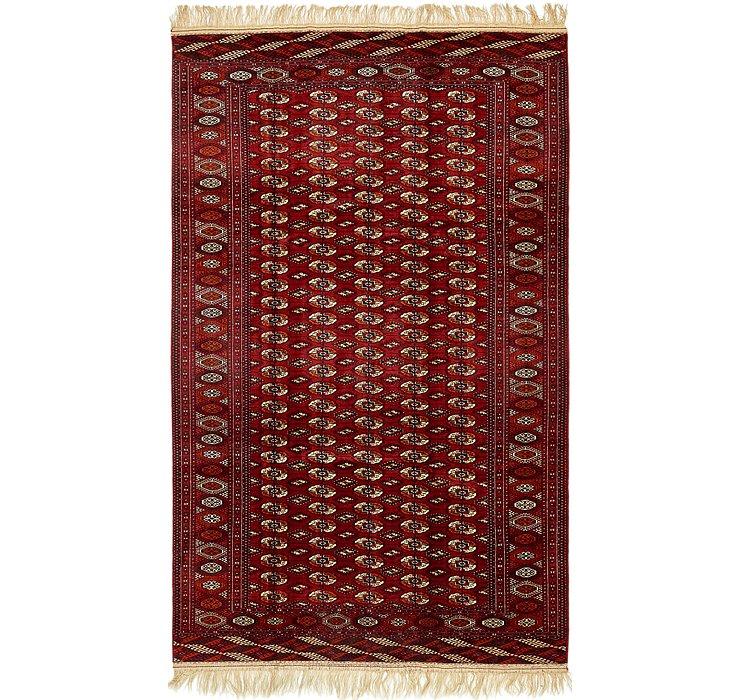 7' 10 x 12' Torkaman Oriental Rug