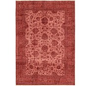 Link to 6' 7 x 9' 7 Over-Dyed Ziegler Oriental Rug