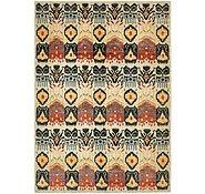 Link to 6' 10 x 9' 10 Ikat Oriental Rug