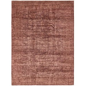 HandKnotted 8' x 10' 10 Over-Dyed Ziegler Orien...