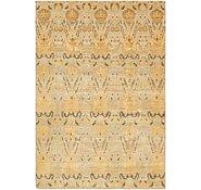 Link to 183cm x 275cm Ikat Oriental Rug