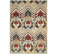 Link to 6' 7 x 9' 7 Ikat Oriental Rug