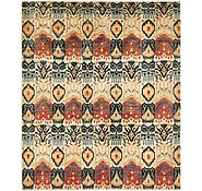 Link to 7' 10 x 9' 6 Ikat Oriental Rug