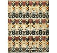 Link to 9' x 11' 8 Ikat Oriental Rug