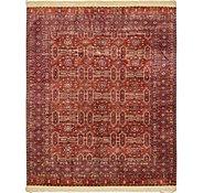 Link to 8' 3 x 10' 5 Afghan Ersari Oriental Rug